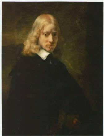 Portrait of Pieter Six