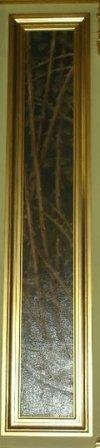 Briar Rose Infill Panel - Left of the Briar Wood