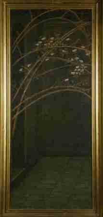 Briar Rose Infill Panel