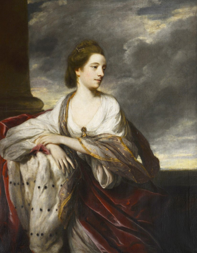 Hon Barbara St John, Countess of Coventry