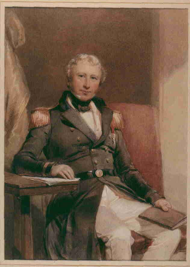 Admiral of the Fleet Sir William Bowles, KCB