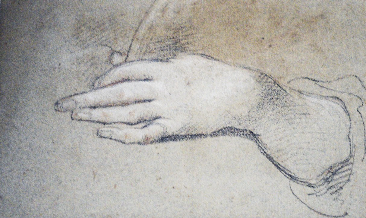 Study of a Woman's Hand