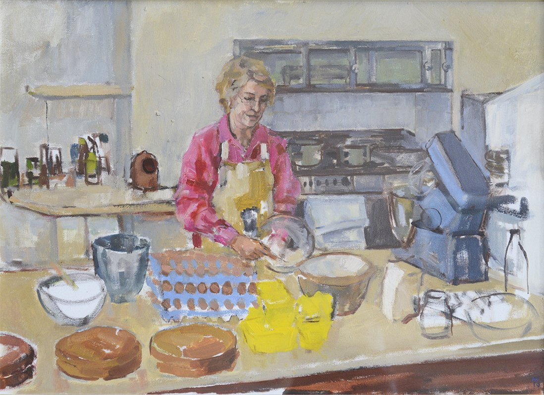 Mary Blakeman Baking