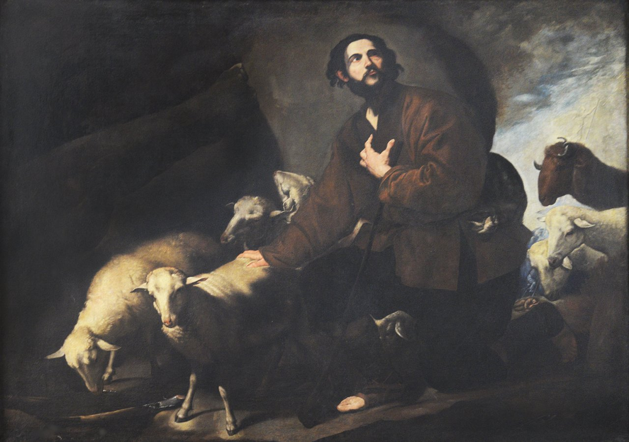 Jacob with the Flock of Laban