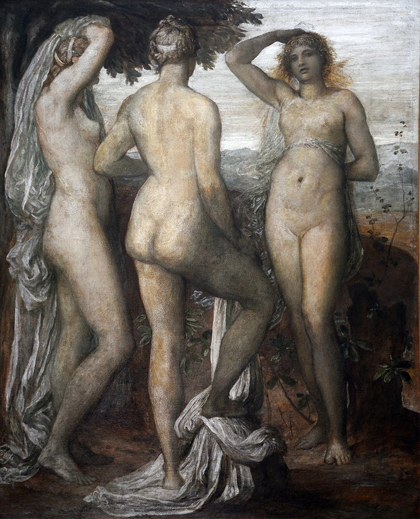The Judgement of Paris (The Three Graces)