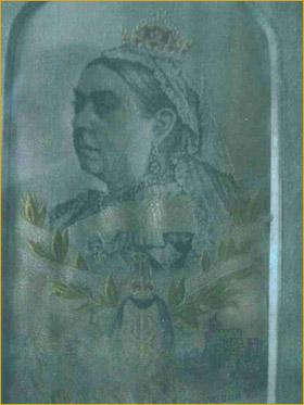 H M Queen Victoria