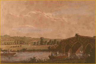 Radcot Bridge, Berkshire