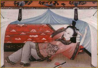 Mid C19th Study, Oriental