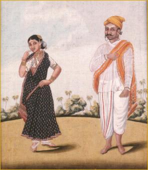 C19th Study of Local Inhabitants, India