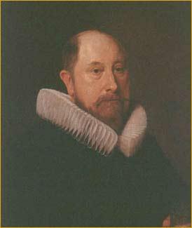 Portrait of Alderman van Bergum of Antwerp