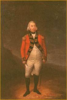 Portrait of Lord Cornwallis